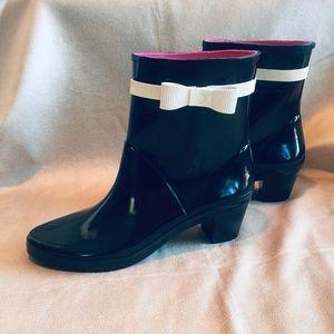 Kate Spade ♠️ Rain boots